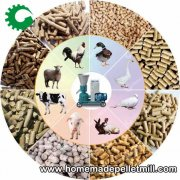 Pellet Making Machine Helps Your Make Good Use Of Agricultural Waste
