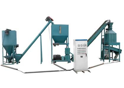 Animal Feed Pellets Production Line