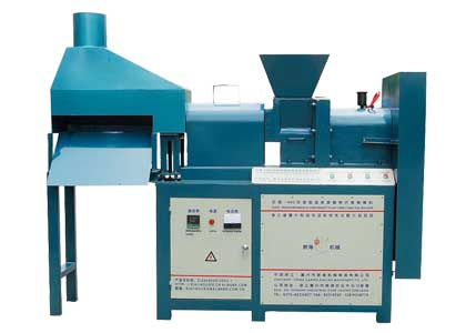 GCBC Biomass Briquette Press