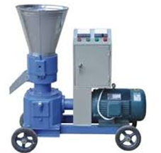 biomass flat die pellet mill model B
