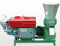 diesel engine feed pellet mill