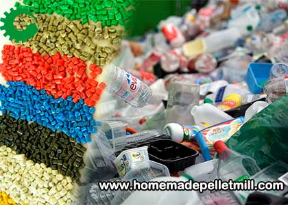How To Make Recycled Plastic Pellets