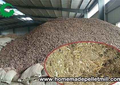 Analysis On The Reason Of Pellet Press Substandard Output